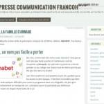 communiqué de presse PR6