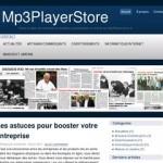 logo Communiqués de presse MP3playerstore