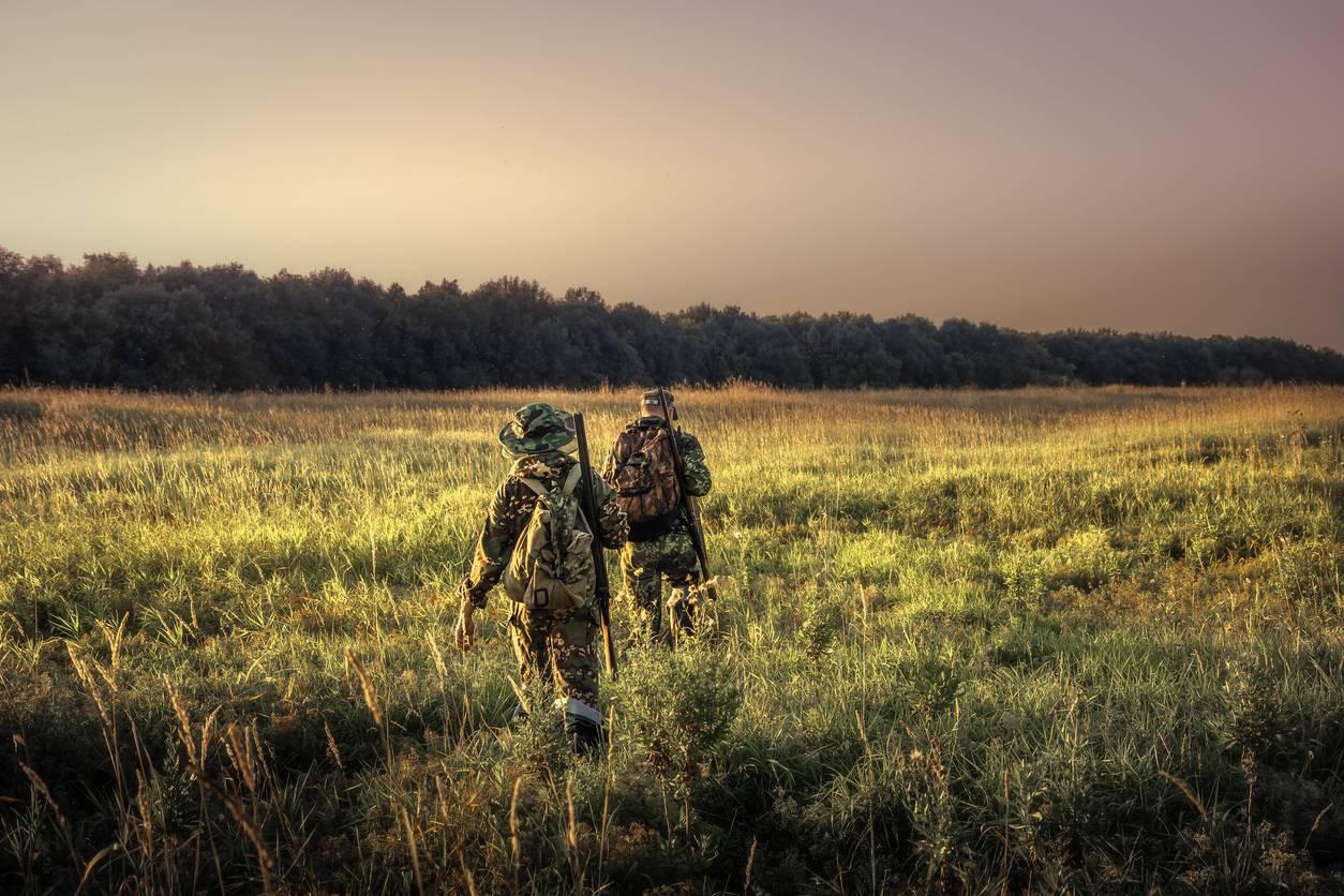 équipement pour la chasse