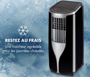 Climatiseur mobile Klarstein New Breeze 7