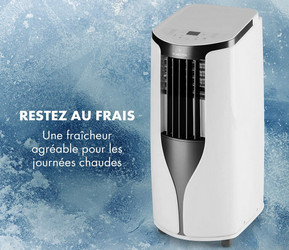 Climatiseur mobile Klarstein New Breeze Eco