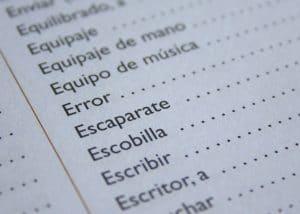 Cours d'espagnol à distance