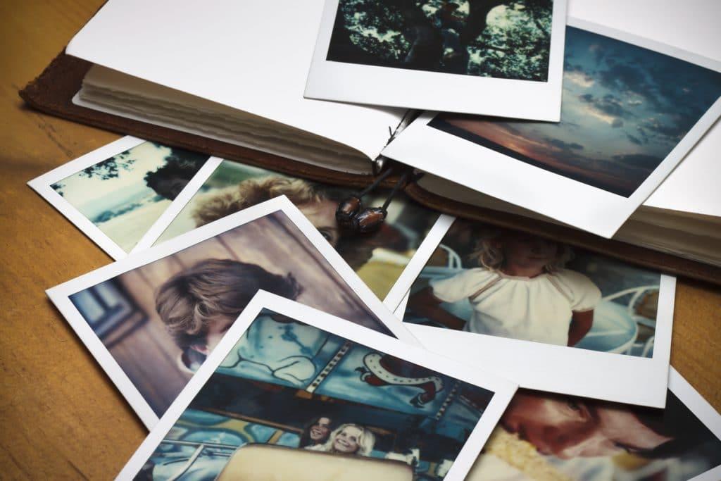créer un album photo sur mesure
