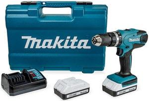 Perceuse visseuse sans fil Makita HP457DWE10
