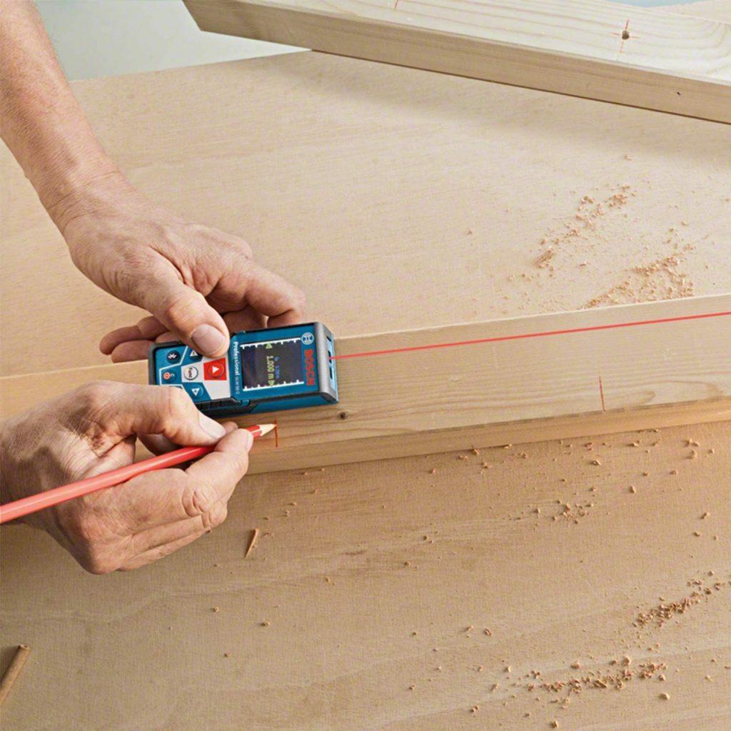 Télémètre laser pas cher numérique